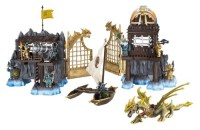 Bricker - Construction Toy by MEGABLOKS 9885 Marauder's Cliff