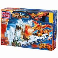 Bricker - Construction Toy by MEGABLOKS 9887 Fire Storm ...