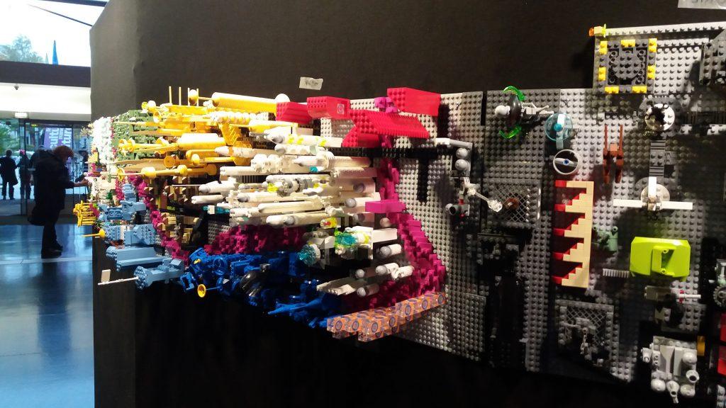 atelier Lego Utopiales Nantes 2017