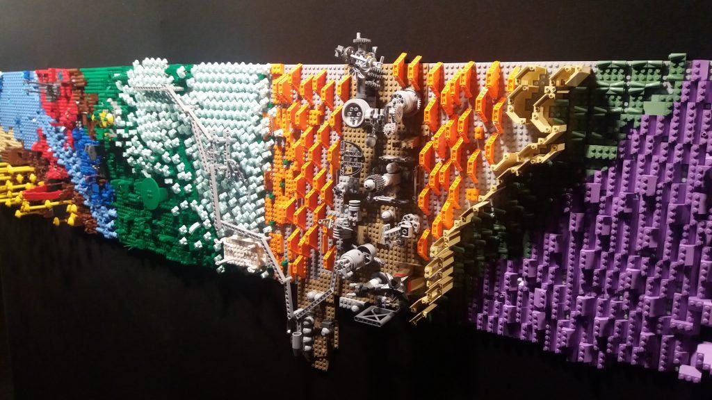 Animation Lego Utopiales Nantes