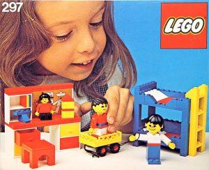 set Lego espace