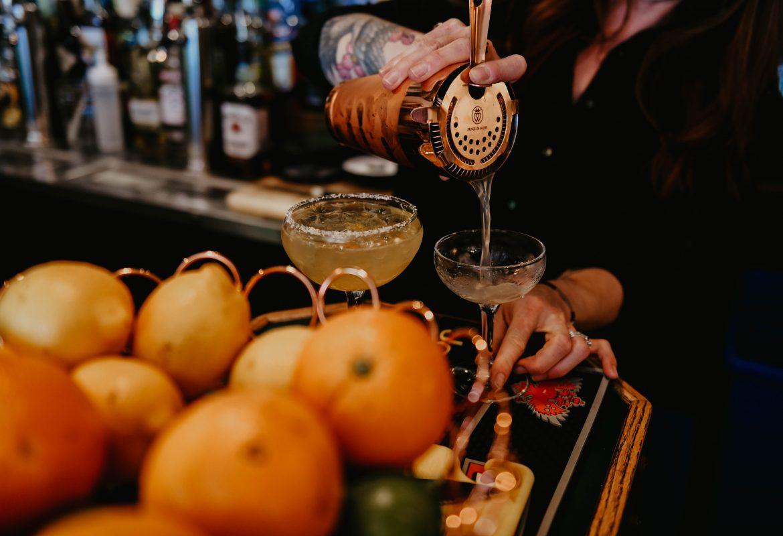 Brickhouse 737 Cocktails