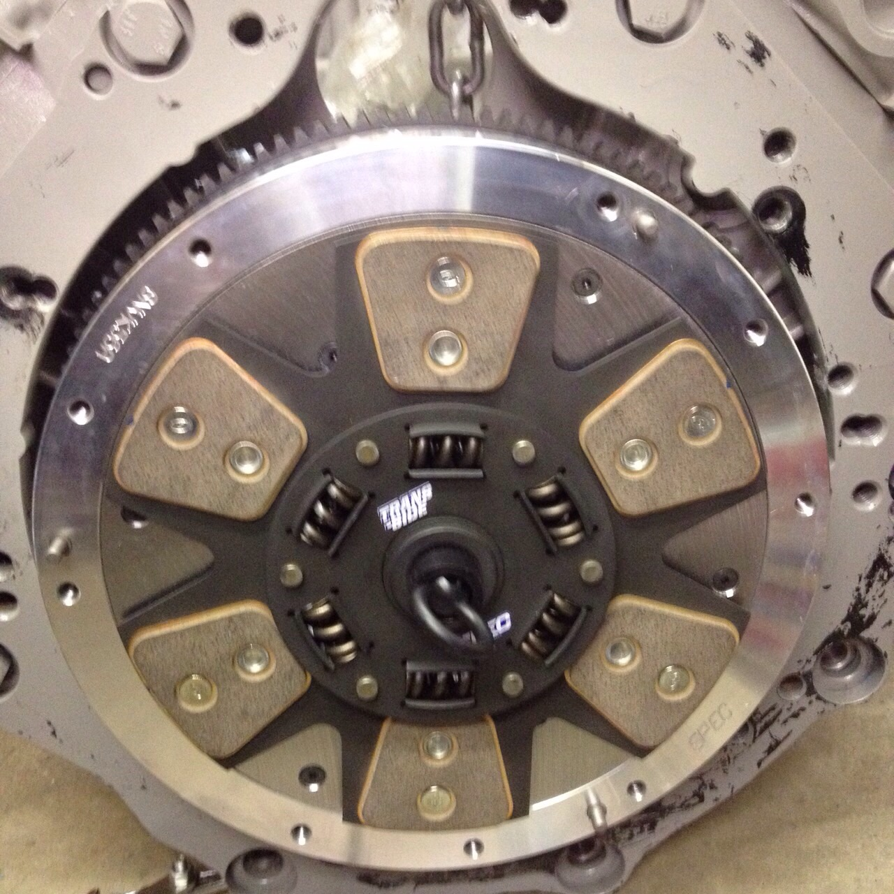 speck clutch and flywheel