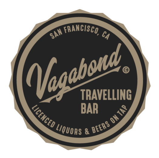 Black and Gold Seal Vagabond Catering