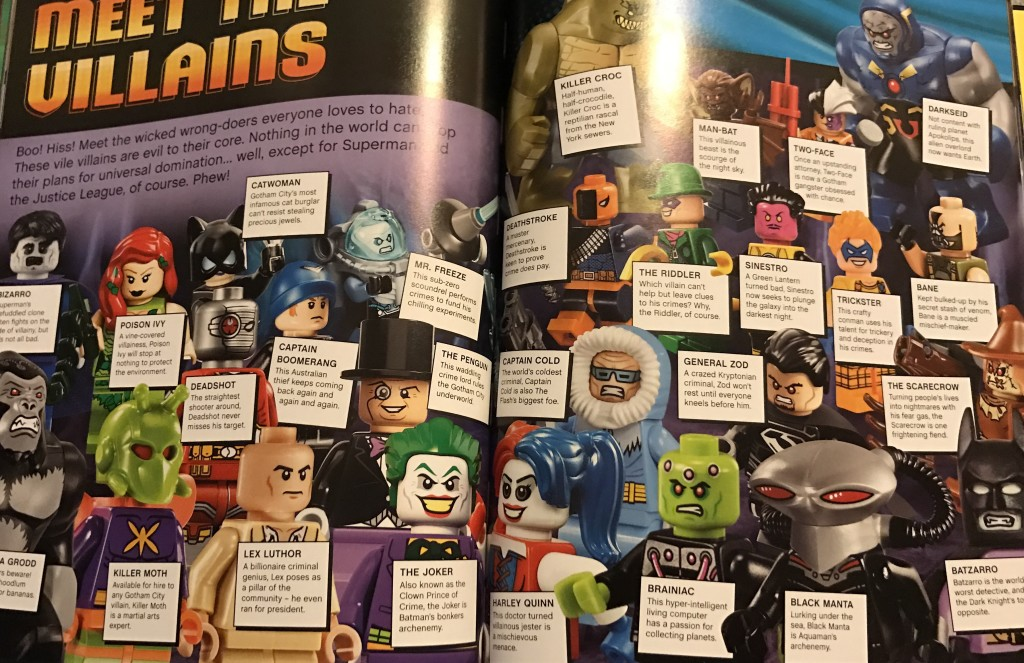 Book Review: LEGO DC Comics Super Heroes  The Awesome