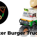 Should You Buy It Monster Burger Truck Bricking Around
