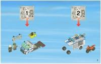 LEGO Police Prisoner Transport Instructions 7286, City