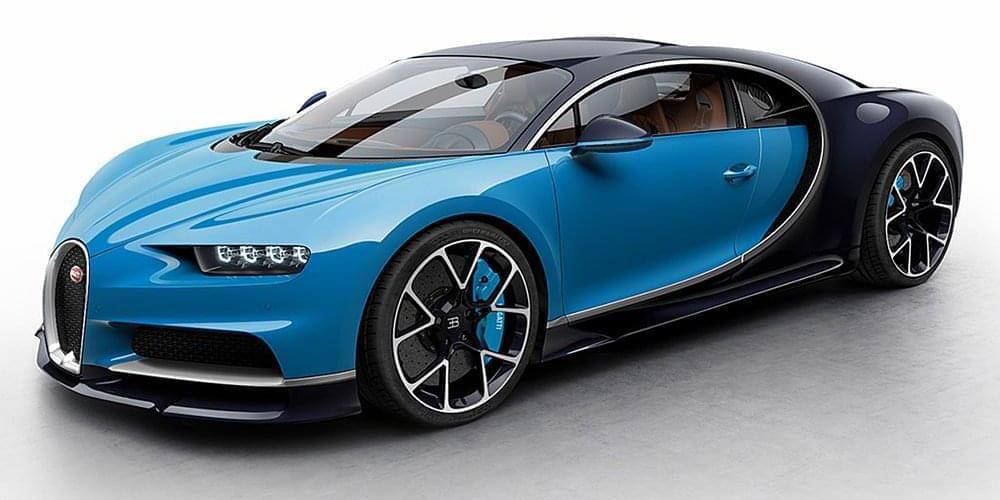 Review 42083 Technic Bugatti Chiron