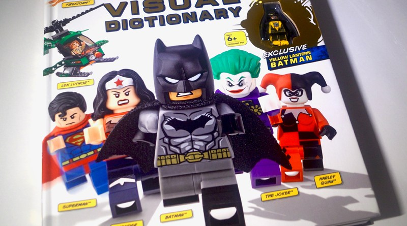 Book Review: LEGO DC Super Heroes Visual Dictionary