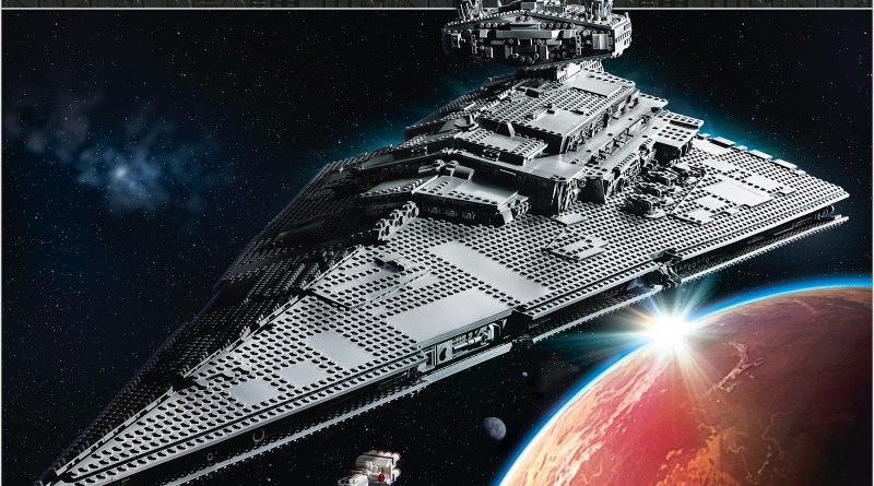Own the Ultimate Imperial Star Destroyer!