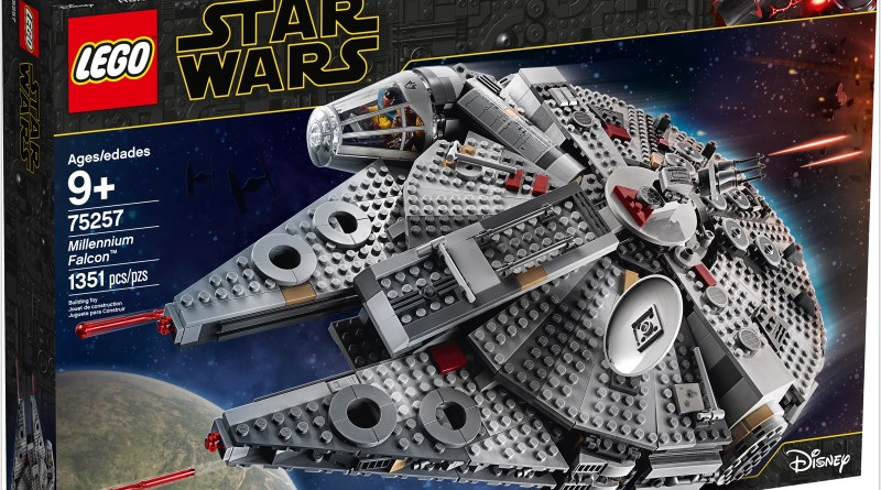 The LEGO Group Reveals New STAR WARS™ Sets in Celebration of Triple Force Friday