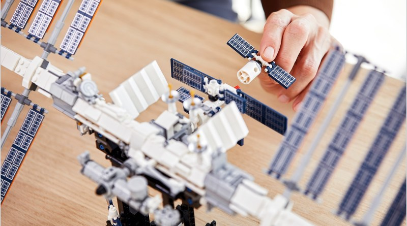 Step Into Your Astronaut Boots With the new LEGO® IDEAS International Space Station