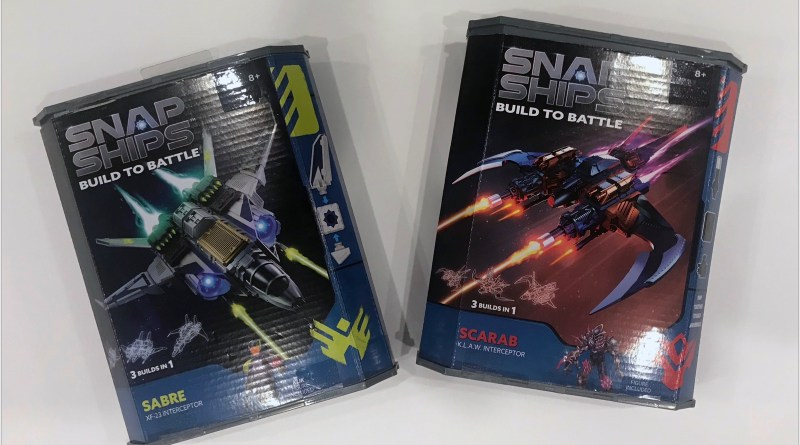 Review: Snap Ships by PlayMonster