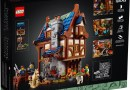 LEGO IDEAS® Reveals Medieval Set Starring The Unsung Hero of the Middle Ages – The Honorable Blacksmith!
