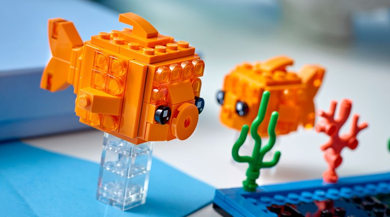 BrickHeadz Pets Join the BrickHead Theme of Collectible Builds!