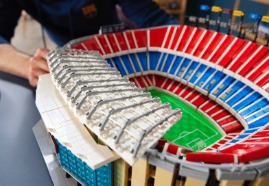 The Search is on for FC Barcelona's Superfans in New LEGO® Competition!