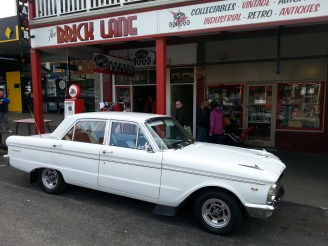 Cool Car seen at Brick Lane