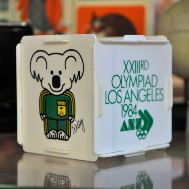 1984 Olympic Money Box