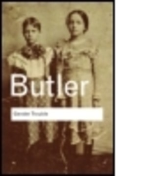 Gender Trouble 3rd - Judith Butler
