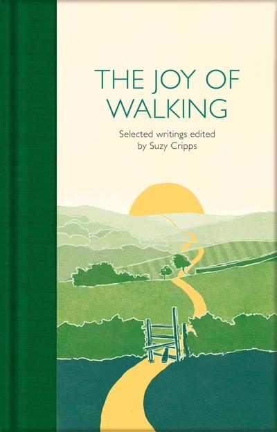 The joy of walking - Suzy Cripps