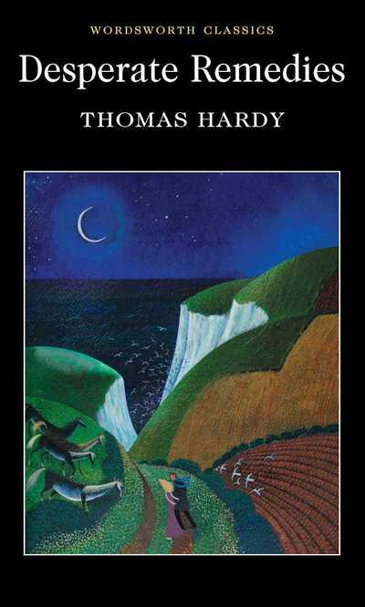 Desperate Remedies - Thomas Hardy