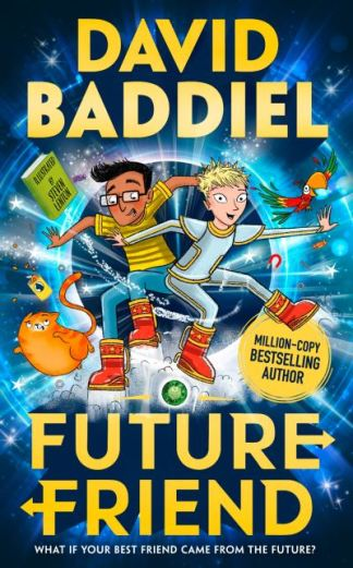 Future friend - David Baddiel