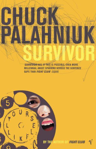Survivor by Chuck Palahnuik