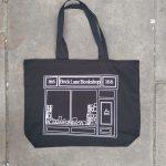 Black Large Shopper Bag