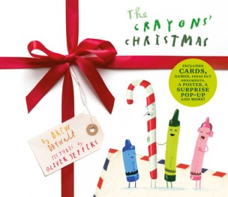 CRAYONS CHRISTMAS HB - Drew Daywalt