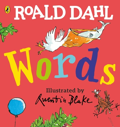 Words - Roald Dahl
