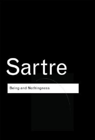 Being & Nothingness - Jean-Paul Sartre