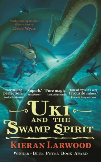 Uki and the swamp spirit - Kieran Larwood