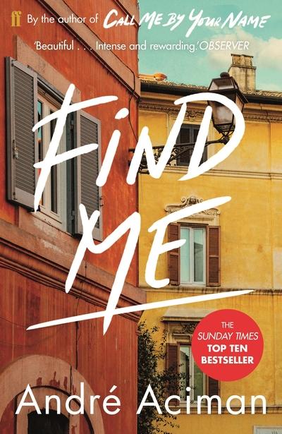 Find Me - Andrew Aciman