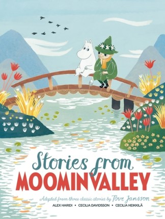 Stories from Moominvalley - Alex(Adham Alex Haridi