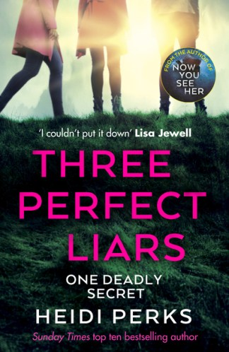 Three perfect liars - Heidi Perks