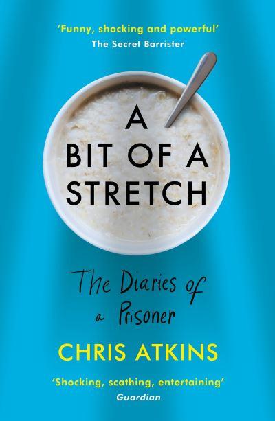 A bit of a stretch - Chris Atkins