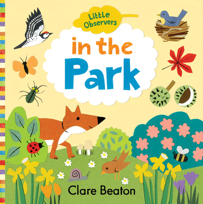 In The Park - Clare Beaton