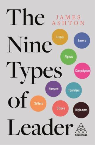 The nine types of leader - James Ashton