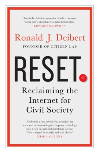 Reset - Ronald Deibert