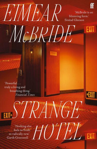 Strange hotel - Eimear McBride