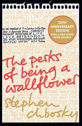 Perks of Being a Wallflower: the most moving coming-of-age classic - Stephen Chbosky