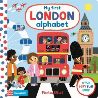 My first London alphabet - Marion Billet
