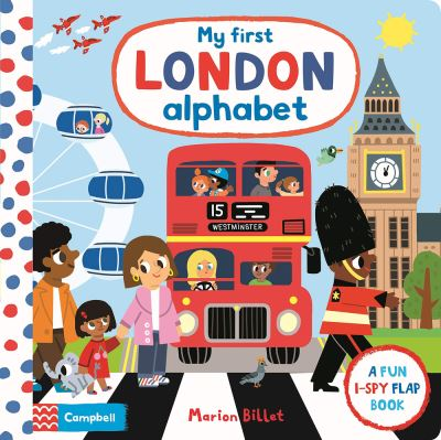 My first London alphabet - Marion Billet