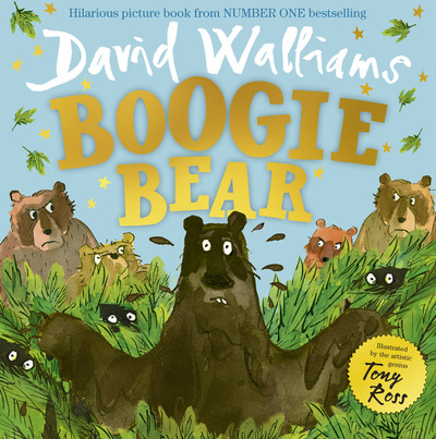 BOOGIE BEAR PB - David Walliams