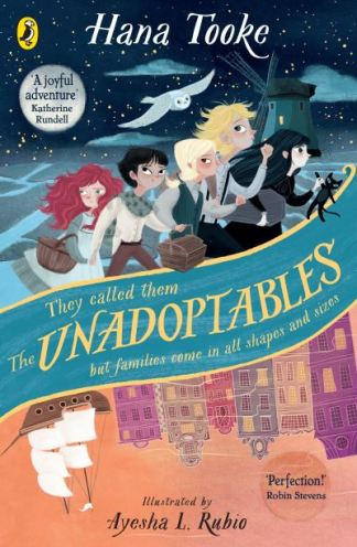 The unadoptables - Hana Tooke