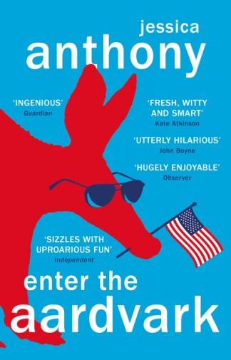 Enter the aardvark - Jessica Anthony