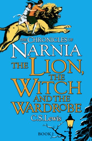 Lion The Witch & The Wardrobe 2 - CS Lewis