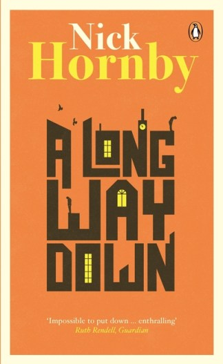 A Long Way Down - Hornby Nick