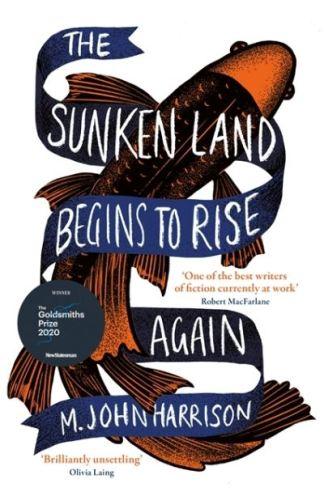 The sunken land begins to rise again - M. John(Michael Harrison