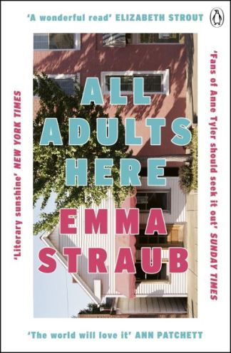 All adults here - Emma Straub